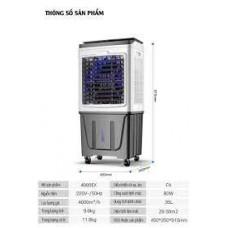 Máy làm mát MIK-4000EX (điện tử) - Apechome