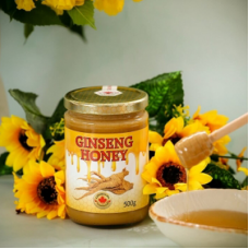 Sâm mật ong