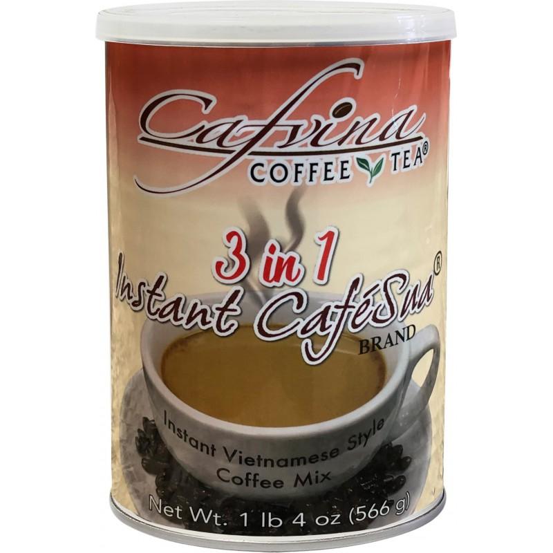 3 in 1 Instant CafeSua Brand