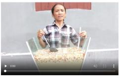 Bà Tân Vlog và các kênh nông dân hướng dẫn nấu ăn bùng nổ trên mạng
