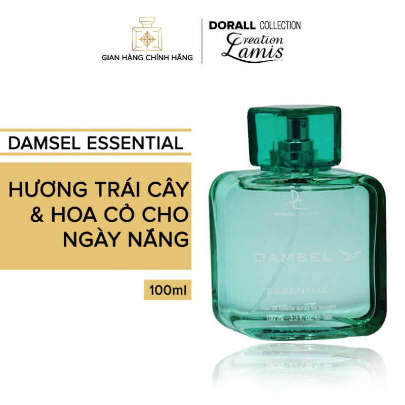 Nước hoa nữ DAMSEL ESSENTIAL - 100ml