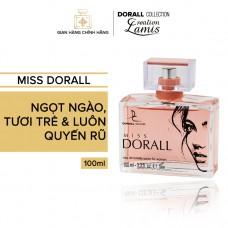 Nước hoa nữ  MISS DORALL - 100ml