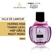 Nước hoa nữ VILLE DE L'AMOUR - 100ml