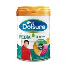 Sữa bột tăng trưởng cho bé Dolsure Pedia 900g