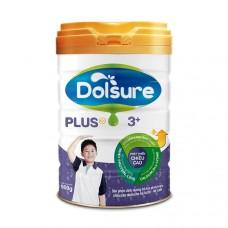 Sữa bột tăng trưởng cho bé Dolsure Plus 3+ 900g