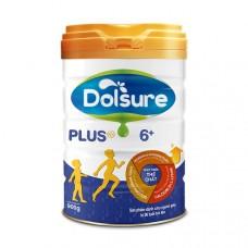 Sữa bột tăng trưởng cho bé Dolsure Plus 6+ 900g