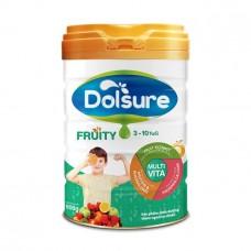 Sữa bột tăng trưởng cho bé Dolsure Fruity 900g