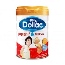 Sữa bột tăng trưởng cho bé Dollac Pro++ 900g