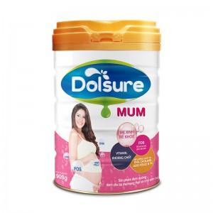 Sữa bột dinh dưỡng cho mẹ Dolsure Mum 900g