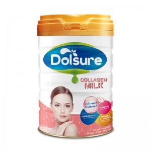 Sữa bột làm đẹp cho mẹ Dolsure Collagen Milk 400g