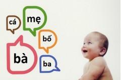 Cha mẹ phải làm gì để trẻ không chậm nói ?